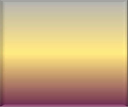Purple, gold, and gray gradient inside a shape