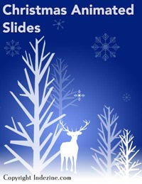 Christmas Animated Slides for $0+