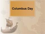 Columbus Day PowerPoint Goodies