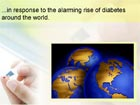 World Diabetes Day PowerPoint Presentation