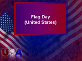United States Flag Day