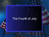 July 4th, Independence Day PowerPoint Presentation