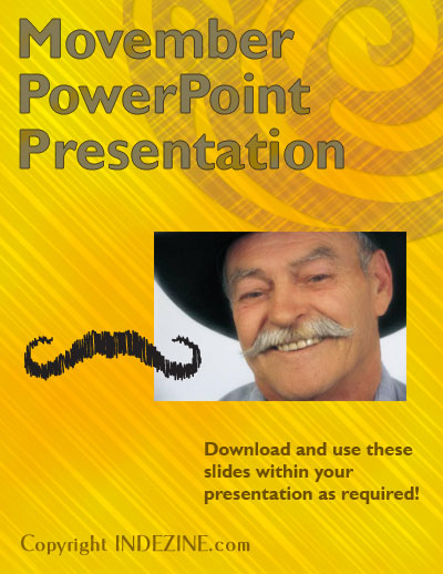 Movember PowerPoint Presentation