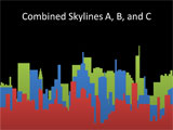 Silhouettes: City Skylines for PowerPoint