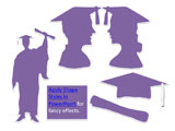 Graduation Clip Arts for PowerPoint