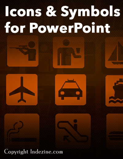 Icons And Symbols For Powerpoint Presentations