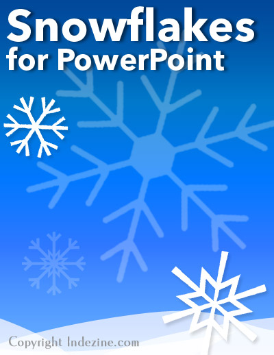 Snowflakes for PowerPoint