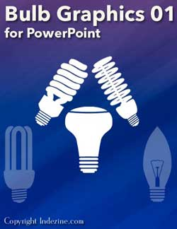 Bulb Graphics for PowerPoint