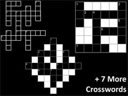Crossword Graphics for PowerPoint – 01