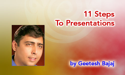 11 Steps To Presentations - Page 3 of 4