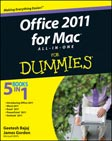 Office 2011 for Macintosh: All-in-One For Dummies
