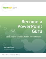 Become a PowerPoint Guru