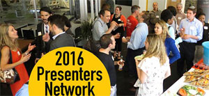 Presenters Network: Conversation with David Grupper