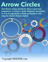 Arrow Circles for PowerPoint