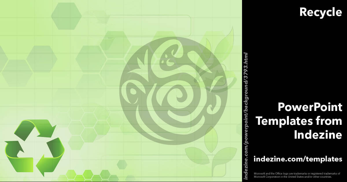 Recycle 02 powerpoint templates toneelgroepblik Gallery