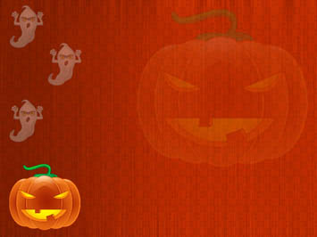 halloween 13 - powerpoint templates, Modern powerpoint