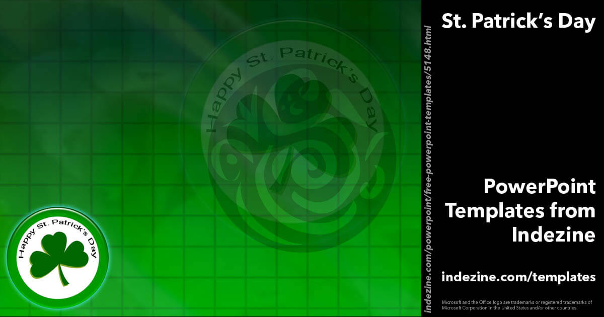 St. Patrick\'s Day 09 - PowerPoint Templates