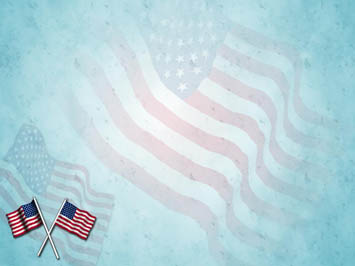 American Flag Day PowerPoint Templates
