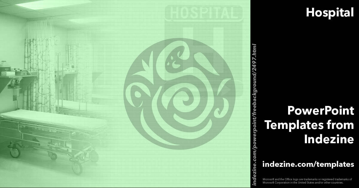 Hospital 01 powerpoint templates toneelgroepblik Image collections