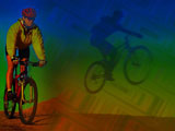 Free Bicycle PowerPoint Templates