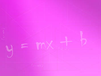 Math Powerpoint Background