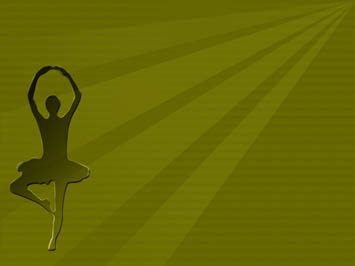 Ballet 02 Powerpoint Templates