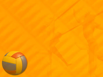 Volley Ball PowerPoint Template