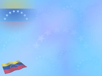 Venezuela Flag PowerPoint Templates