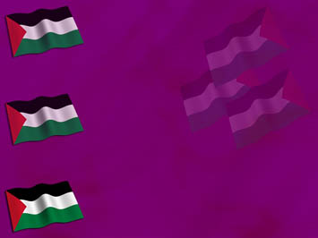 Palestine Flag PowerPoint Templates