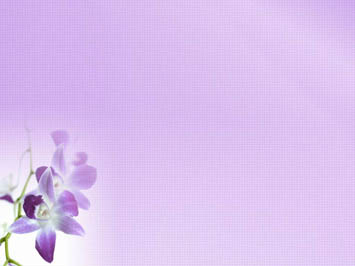 Orchid PowerPoint Templates