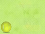 Free Tennis PowerPoint Templates