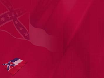 Mississippi Flag PowerPoint Templates