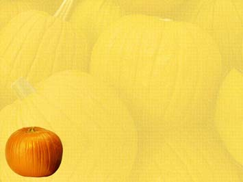 Pumpkin PowerPoint Templates