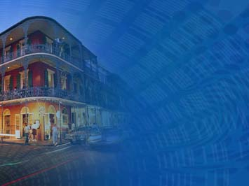 New Orleans PowerPoint Template