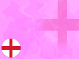 England Flag PowerPoint Templates