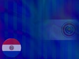 Paraguay Flag PowerPoint Templates
