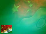PowerPoint India China Templates
