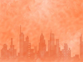 City Skyline PowerPoint Templates