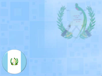 Guatemala Flag PowerPoint Templates