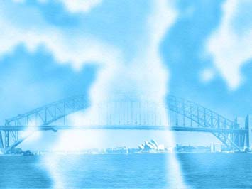 Sydney Harbor PowerPoint Template