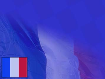 France Flag PowerPoint Templates