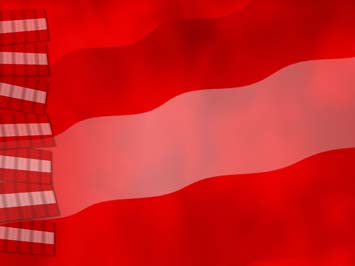 Austria Flag PowerPoint Templates