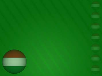 Hungary Flag PowerPoint Templates
