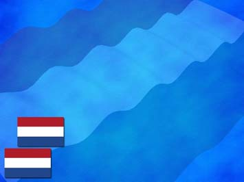 Netherlands Flag PowerPoint Templates