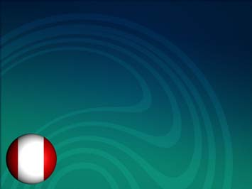 Peru Flag PowerPoint Templates
