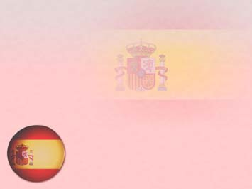 Spain Flag PowerPoint Templates