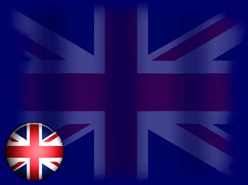 United Kingdom Flag PowerPoint Templates