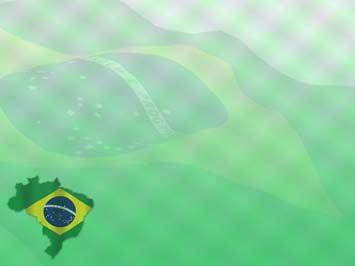 Brazil Map PowerPoint Template