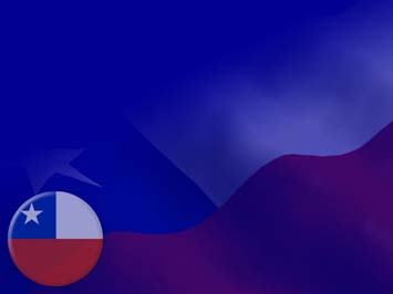 Chile Flag PowerPoint Template