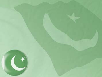 Pakistan Flag PowerPoint Templates
